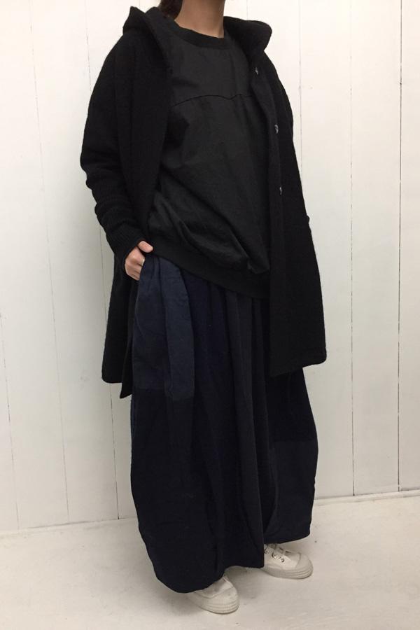 クラフトスカート × エッグプルオーバー style