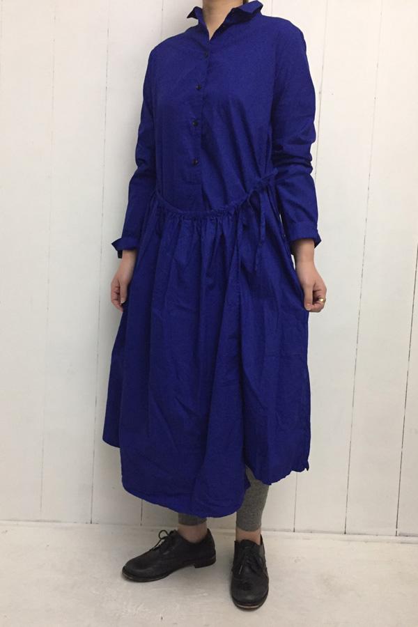 オーバーラップ ドレス × Cotton Linen Leggings style