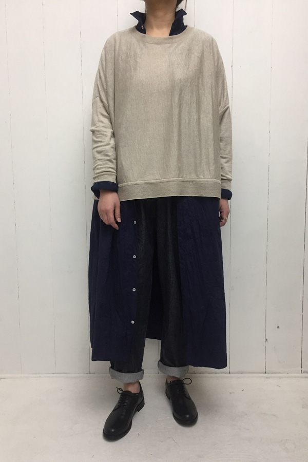 SS BARBER KNIT style