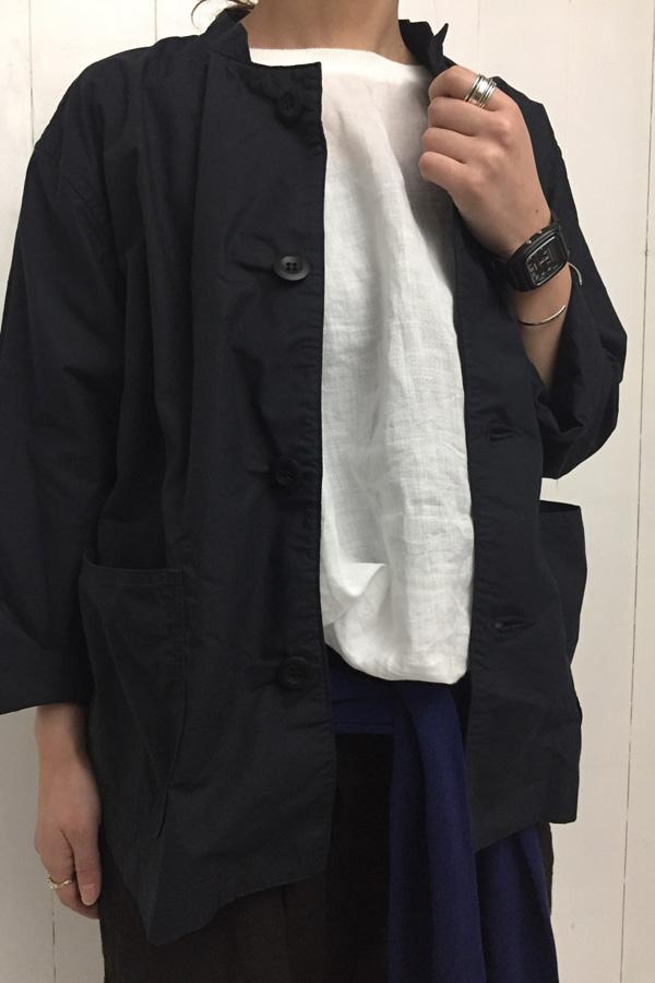 ワークシャツジャケット style