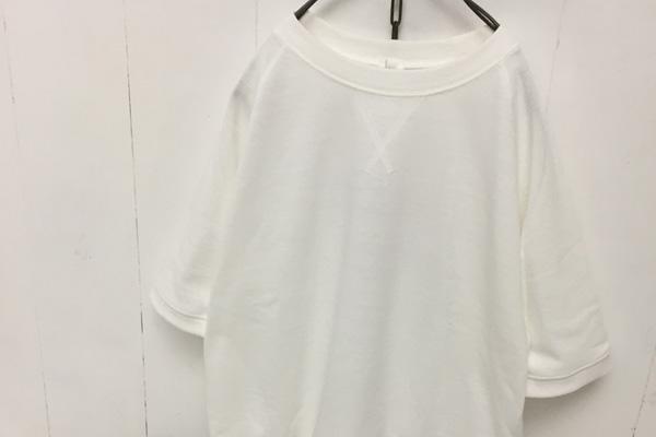 ラグランクルー 半袖Tシャツ