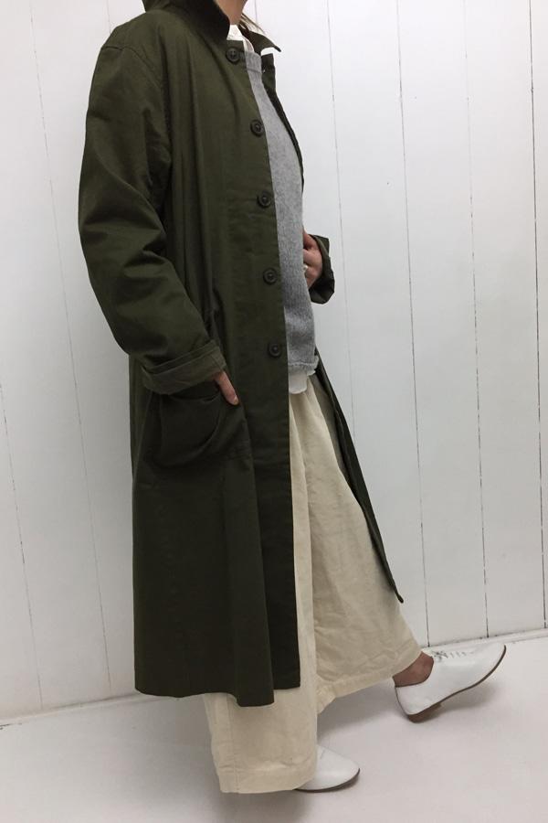 チノ コート style
