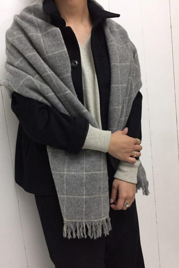 ウール ワークジャケット style