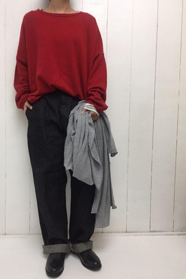 グルニエ パンツ style