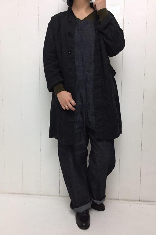 リネン平織 ガーデンコート style