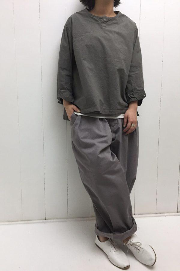 DYER SHIRTS × サーカスパンツ style