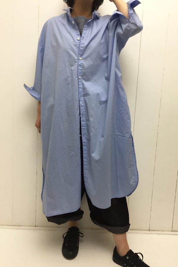 Anonymous 3/4 Sleeve Shirt One Piece style