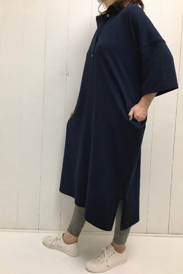 Wide Polo One Piece style