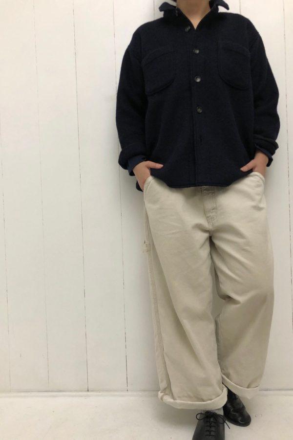 ビーバーメルトン CPOシャツ style