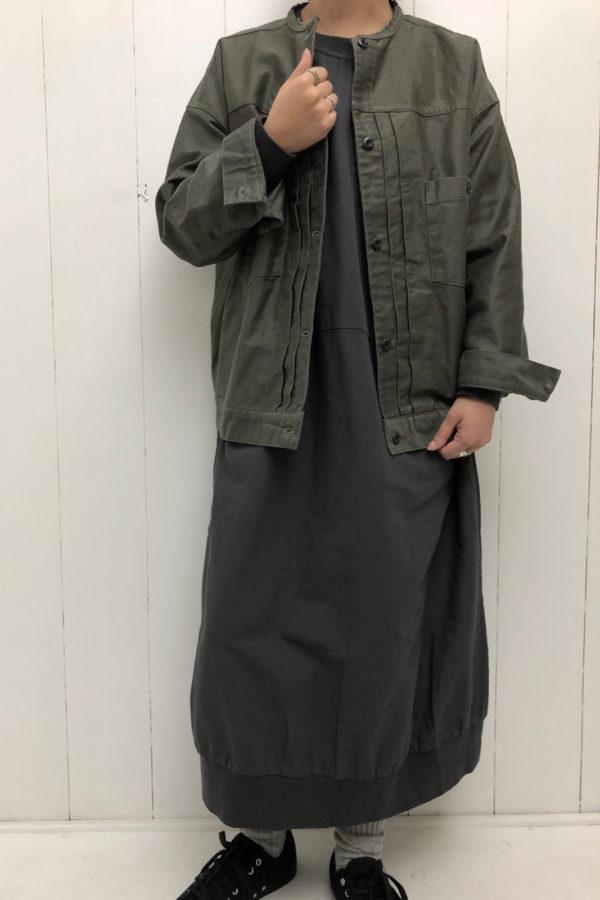 トラッカージャケット style
