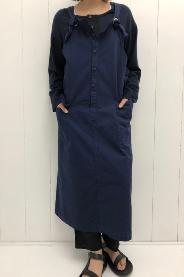 ジャンパースカート style