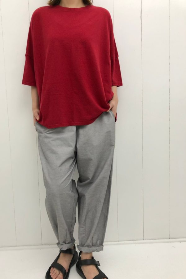 BIG TEE シャツ style