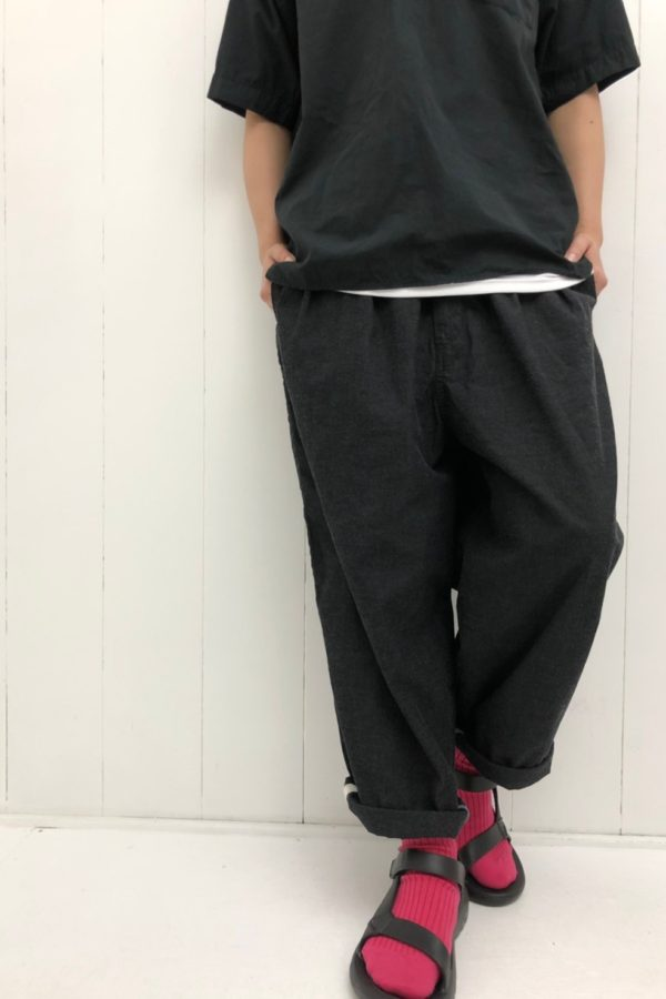 NARROW BALL PANTS style