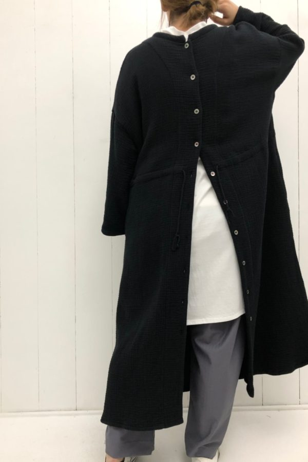SIX LAYER COTTON BISHOP ONE PIECE style