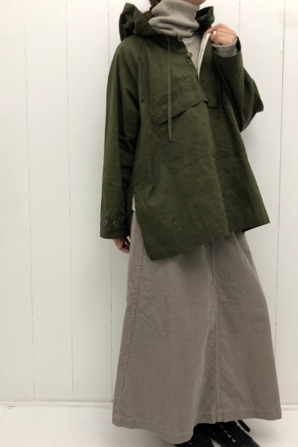 REPRODUCTION ANORAK PARKA style